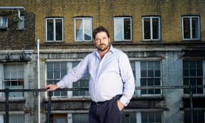 David Oliver: 'I love the idea of crusading for a disadvantaged group'