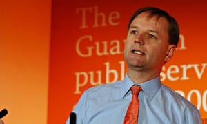 Simon Stevens. speaking at a Guardian's public services summit.