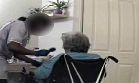 Panorama elderly care investigation