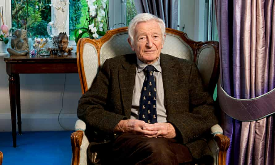 Professor Harold Ellis's qualified as a doctor in July 1948, the month the NHS was born.