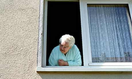 Half of respondents to the survey felt the outlook for older people had worsened in the last year