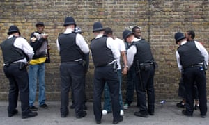 In 2013, the Equality and Human Rights Commission found young BME six times as likely to be stopped.