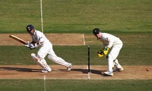 4th Test - Australia v India: Day 1