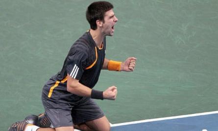 Novak Djokovic Beats Home Favourite Gael Monfils To Seal Paris Masters Tennis The Guardian