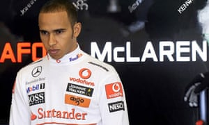 Lewis Hamilton and McLaren are once again at the eye of a storm.