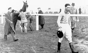 Dick Francis and Devon Loch