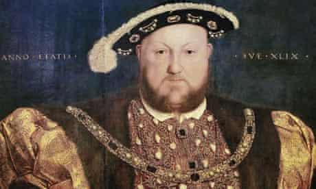 Henry VIII could have made a fearsome No8, especially with those shoulder pads.