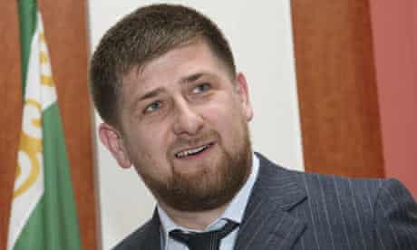 Chechnya president Ramzan Kadyrov has sent his horse Bankable to be trained in England