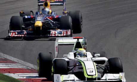Formula 1 - GP Turkey - Button, Vettel