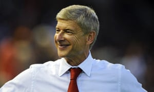Arsene Wenger believes this season will be the litmus test for his young Arsenal side