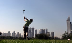 Dubai has long been the fiefdom (in golfing terms at least) of the European Tour