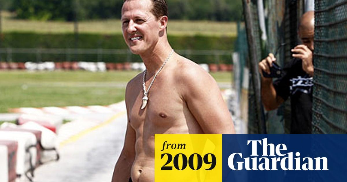 Michael Schumacher S Formula One Return Complicated By Neck Injury Michael Schumacher The Guardian