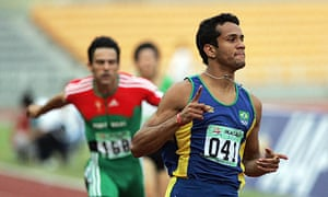 Bruno Lins Tenorio is one of the five Brazilian athletes who has tested positive for EPO