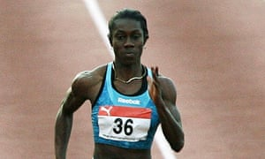 Sheri-Ann Brooks is one of five Jamaican athletes that tested positive for an illegal substance
