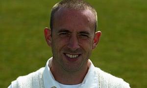A Portrait of Jason Lewry of Sussex CCC