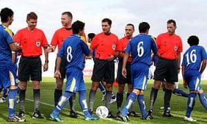 Goal-line referees