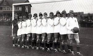 The Dick Kerr International Ladies AFC