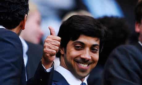 Under Sheikh Mansour, Manchester City's wage bill soared to £133m last season
