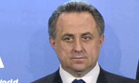 (L to R) Russia's Ambassador to Switzerl