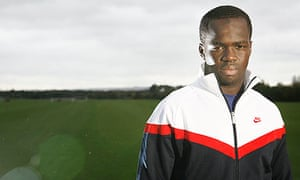Cheik Tioté joined Newcastle in the summer having won the Dutch title with FC Twente
