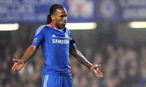Didier Drogba Chelsea Bolton