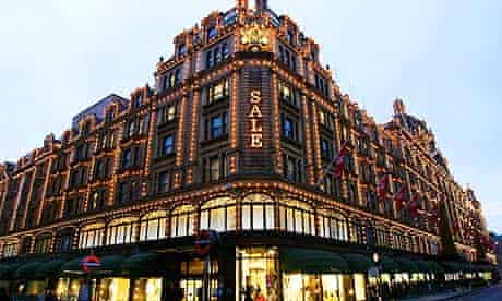 Harrods is owned by Fulham owner Mohamed Al Fayed