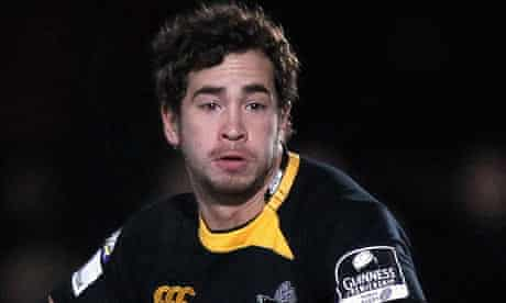Danny Cipriani, the Wasps fly half