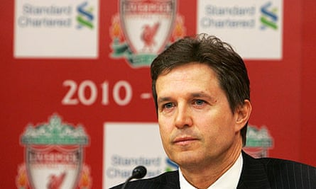 Liverpool's managing director Christian Purslow has insisted Rafael Benítez will not leave the club