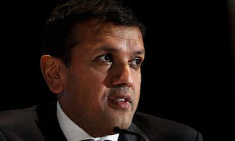 Manoj Badale, chairman of the Rajasthan Royals, announced plans for the global franchise at Lord's