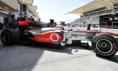 McLaren, Jenson Button