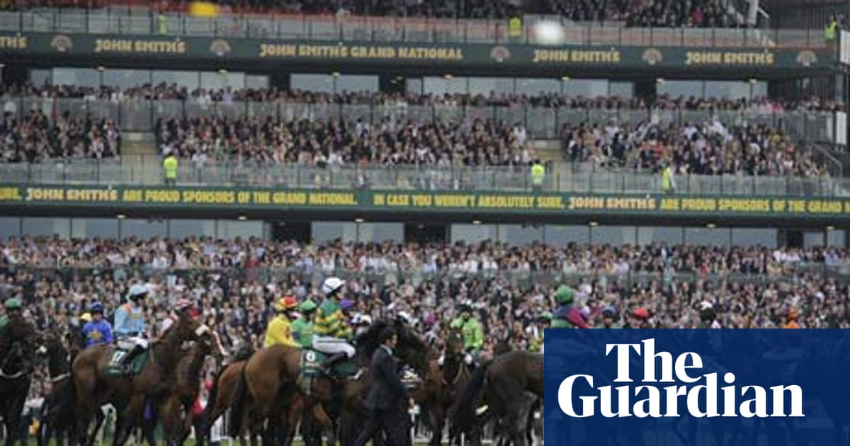 Grand National overround highlights the need for openness