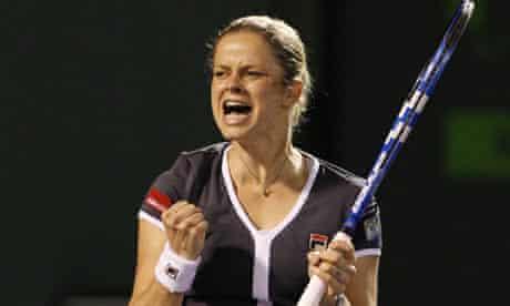 Kim Clijsters, Justine Henin