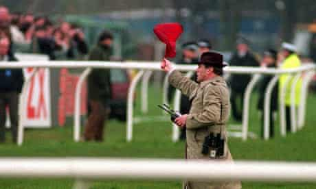 Grand National 1993/Red Flag