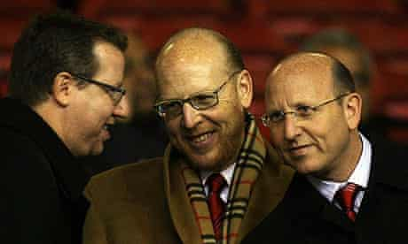 Manchester United believe they would pass Uefa's new financial rule depite the hugh debts