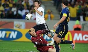 Mesut Ozil v Australia