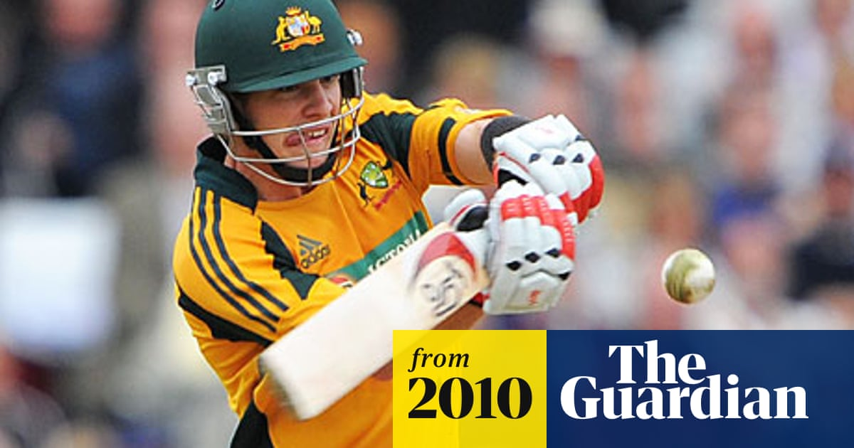 Tim Paine Replaces Injured Brad Haddin In Australia Odi Squad Australia Cricket Team The Guardian