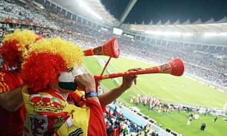 Vuvuzelas will not be allowed inside Upton Park next season