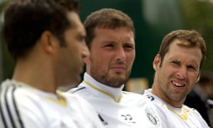 Petr Cech, Henrique Hilário, Ross Turnbull