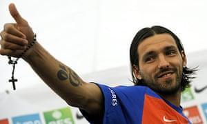 Danny's five goals have been crucial in Zenit St Petersburg's so-far excellent season