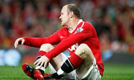 Wayne Rooney's last goal came in Manchester United's Champions League tie away with Bayern Munich