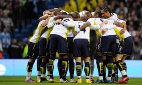 Tottenham's team