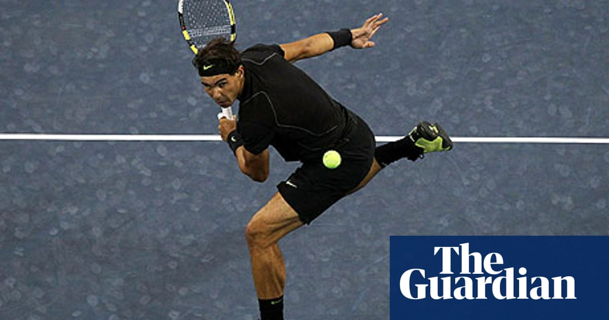 Ruthless Rafael Nadal Ready For His Greatest Battle With Roger Federer Rafael Nadal The Guardian
