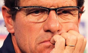 Fabio Capello is just the latest England manager to have been ridiculed by this country's mediax