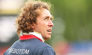 Ryan Sidebottom's last Test apperance for England came during the recent winter tour of South Africa