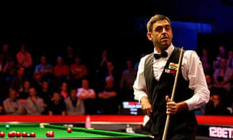 Ronnie O'Sullivan has been criticised by Mark Williams for refusing to complete his 147 break