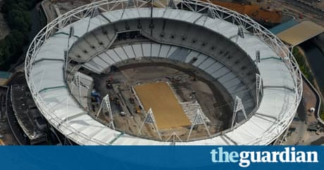 Plan Olympiastadion