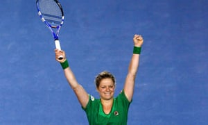 Australian Open 2011 Kim Clijsters Beats Li Na To Claim