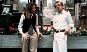 Diane Keaton and Woody Allen in Annie Hall