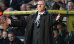 Steve Kean watches Blackburn ruffle Norwich