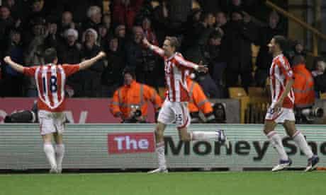 Wolves v Stoke